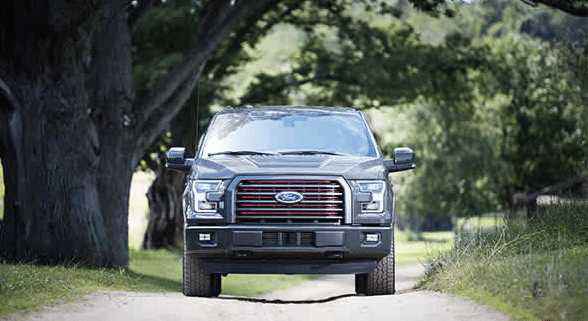 2016 Ford F-150 LAriat front