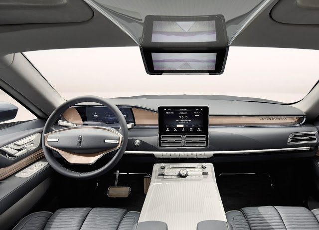 2016 Lincoln Navigator Concept interior