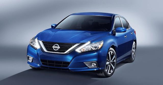 2016 Nissan Altima SR