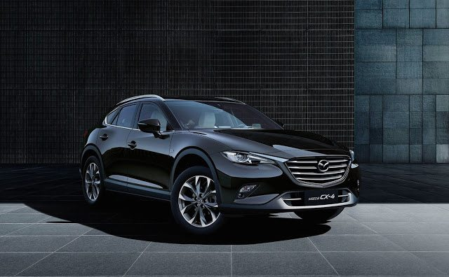 What Might The Mazda Cx 4 Bring To Table At Usa
