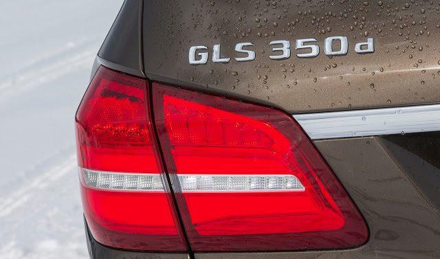 2017 Mercedes-Benz GLS350d