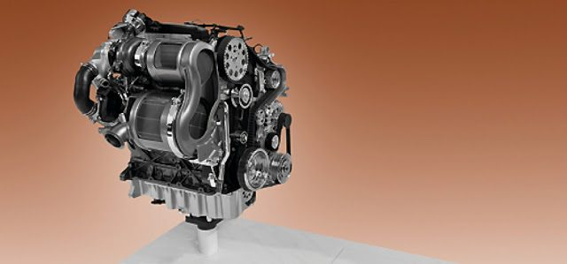 2013 Volkswagen TDI engine