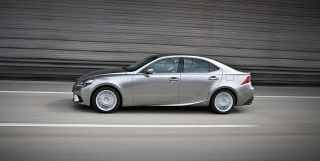 2014 Lexus IS sedan