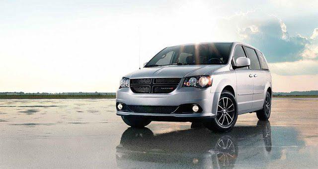 2016 Dodge Grand Caravan Silver