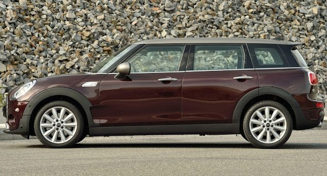 2016 Mini Clubman profile