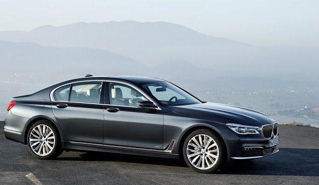 2016 BMW 7-Series sedan