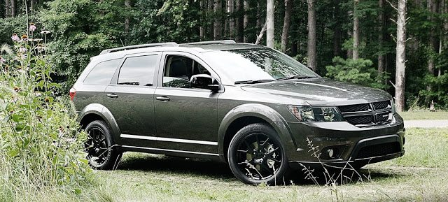 2016 Dodge Journey Granite Crystal Metallic