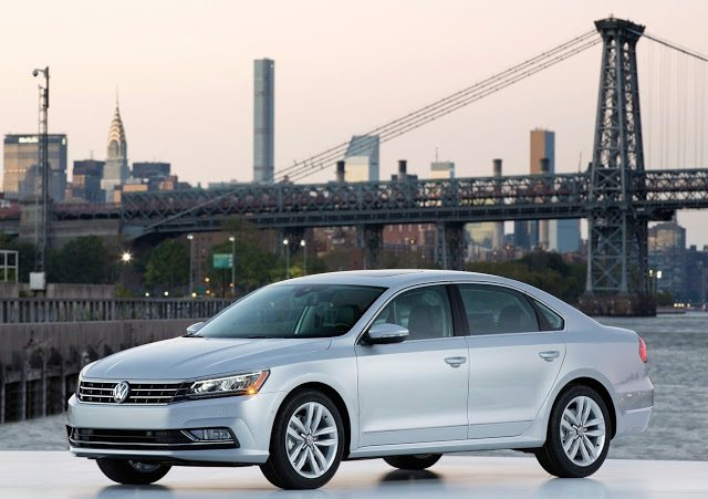 2016 Volkswagen Passat New York