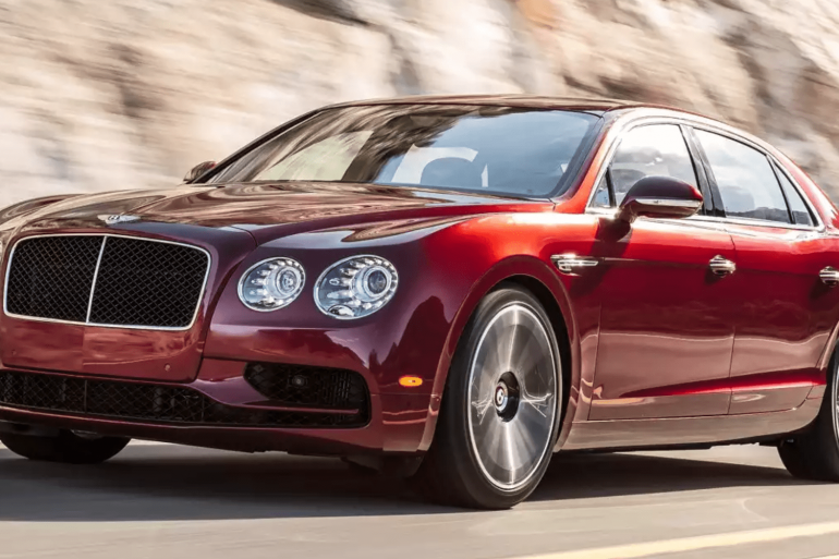 Bentley Flying Spur Sales Reports