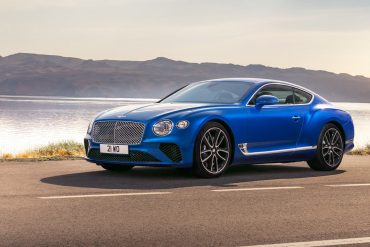 Bentley Continental GT Sales Reports