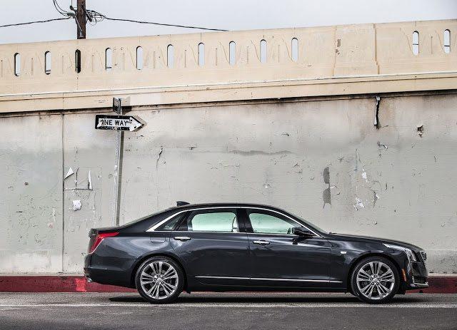 2016 Cadillac CT6 grey
