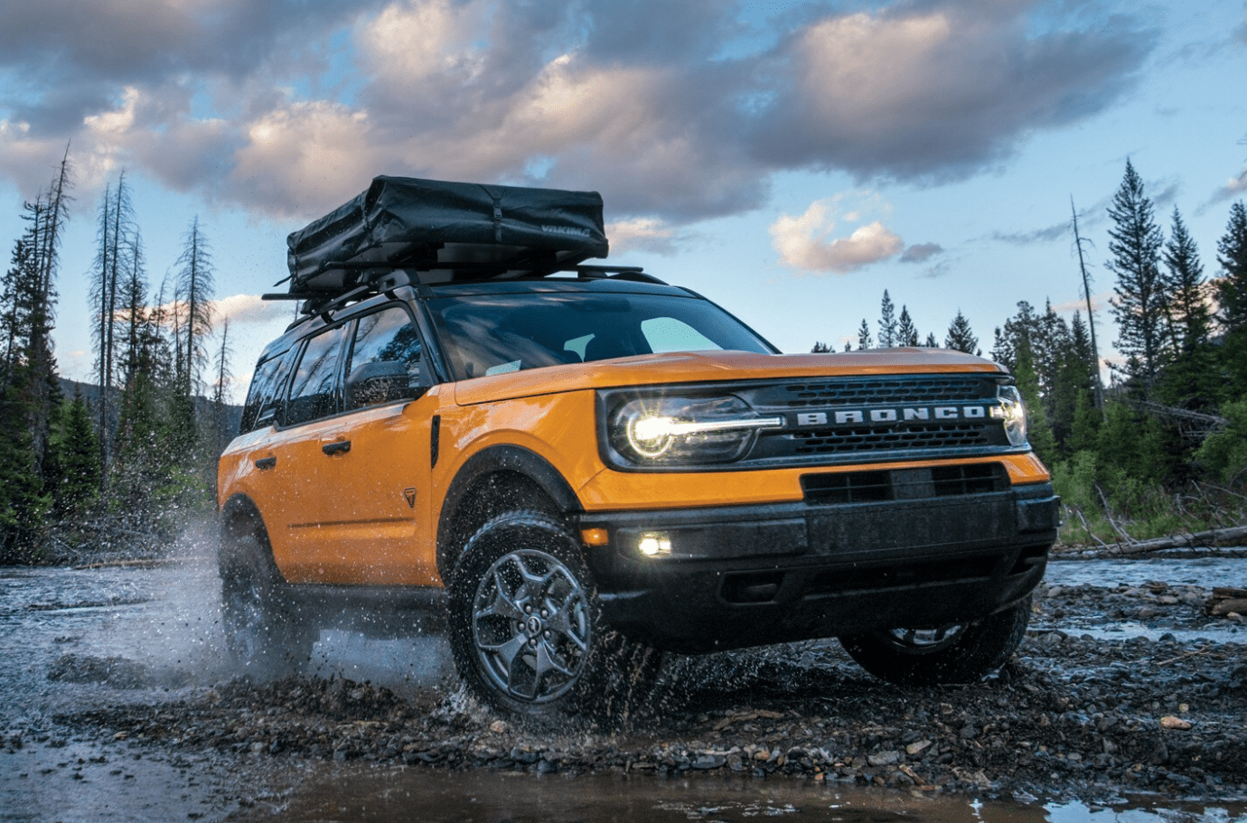 Ford Bronco Sport Sales Figures
