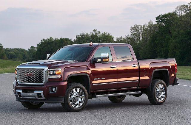 U S Pickup Truck