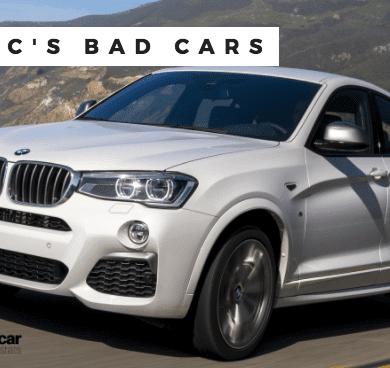 2017 worst cars