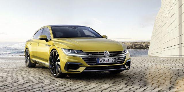 VW Arteon Usa >> Volkswagen Arteon Sales Figures Gcbc