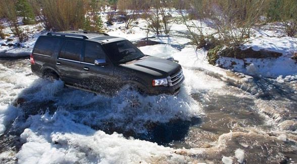 2017 Ford Expedition Max offroad