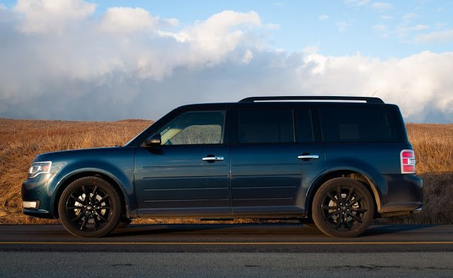 2017 Ford Flex Limited EcoBoost profile