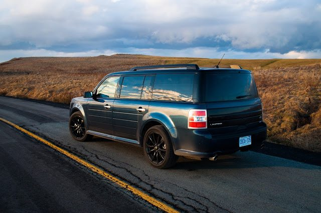 2017 Ford Flex EcoBoost Limited