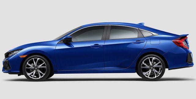 2017 Honda Civic Si Concept