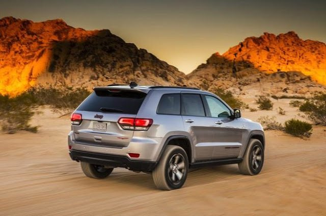 2017 Jeep Grand Cherokee Trailhawk