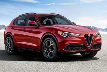 Alfa Romeo Stelvio sales