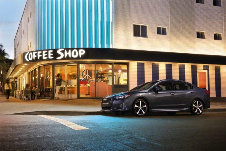 2017 Subaru Impreza - Image: Subaru