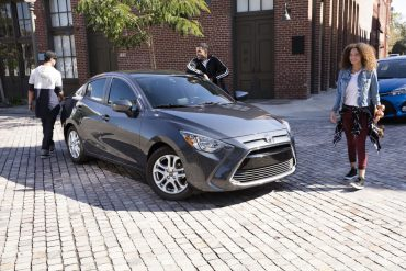 2017 Toyota Yaris iA - Image: Toyota