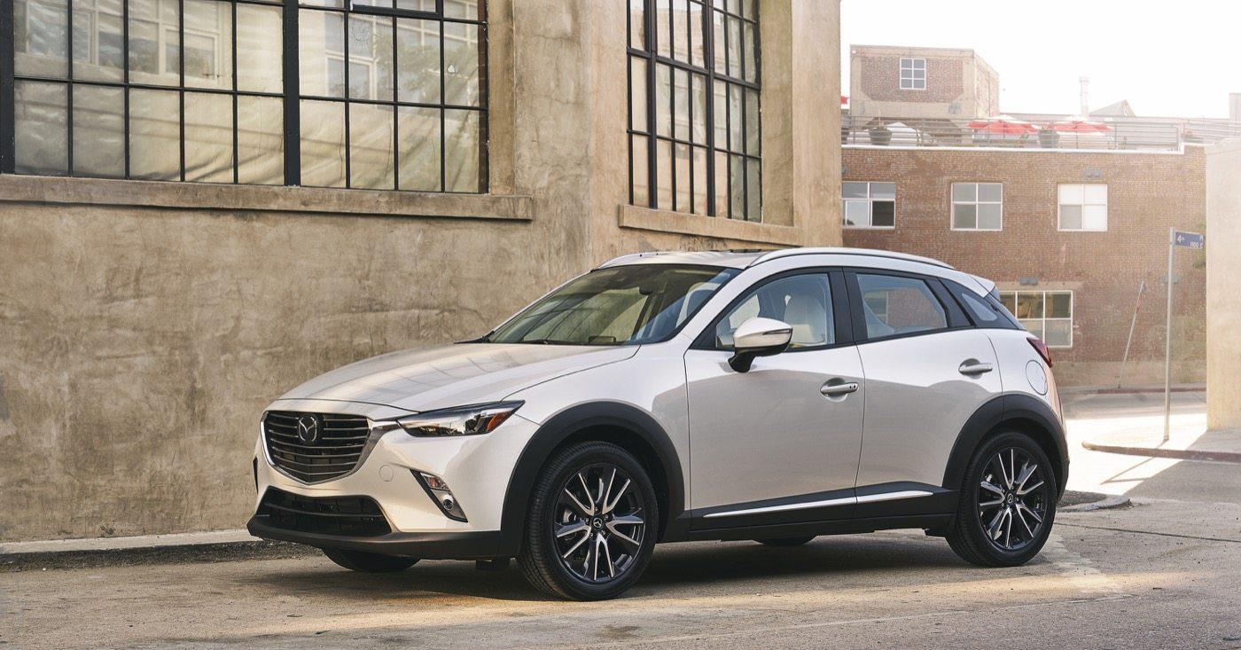 2018 Mazda CX-3 - Image: Mazda