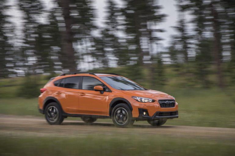 2018 Subaru Crosstrek - Image: Subaru