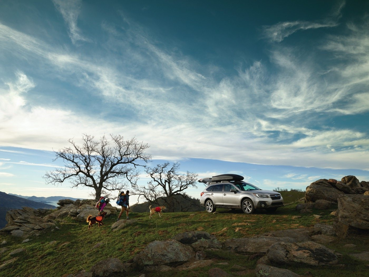 2018 Subaru Outback - Image: Subaru