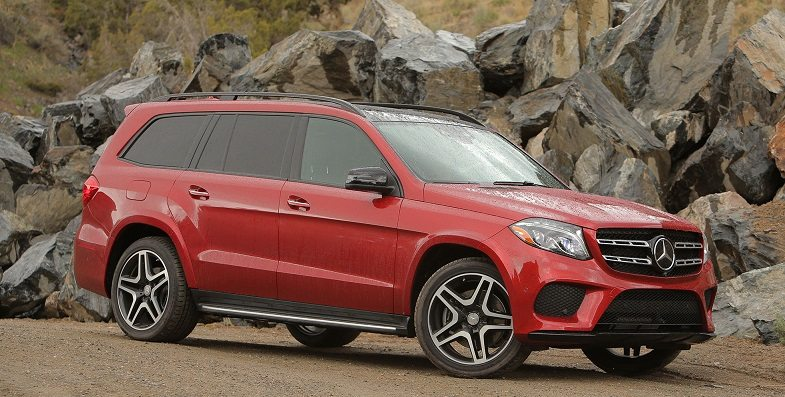 Large Luxury SUV Sales In America - September 2017
