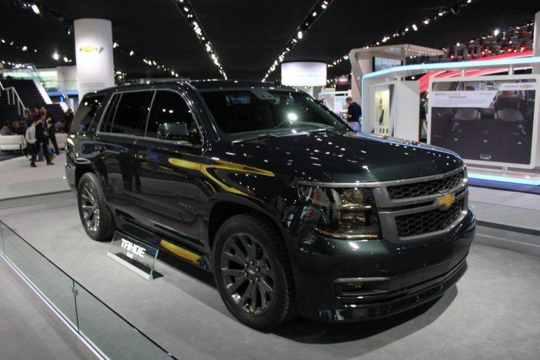 Large SUV Sales In America – September 2017