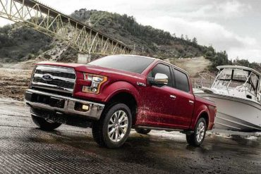 Top 11 Best-Selling Pickup Trucks In America – September 2017