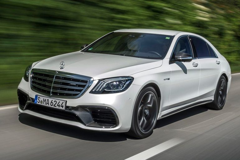 Large Luxury Cars Sales In America - September 2017