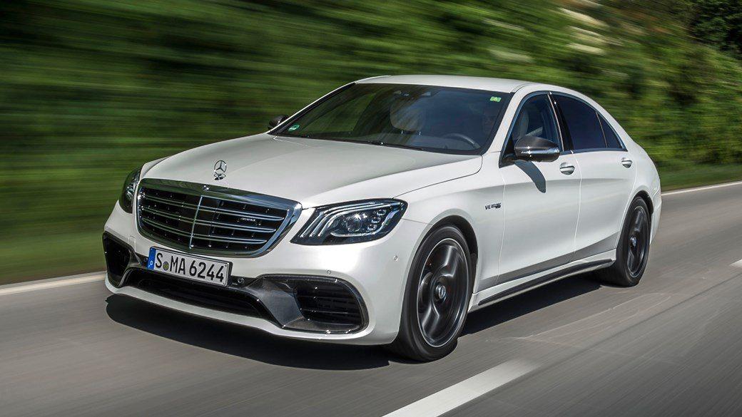 Large Luxury Cars Sales In America - September 2017