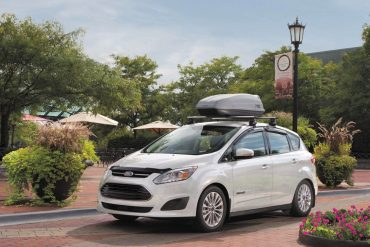 2017 Ford C-Max Hybrid - Image: Ford