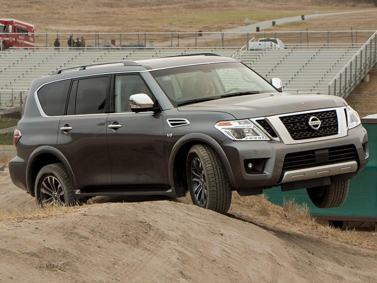 Best Ing Large Suvs In America For April 2018