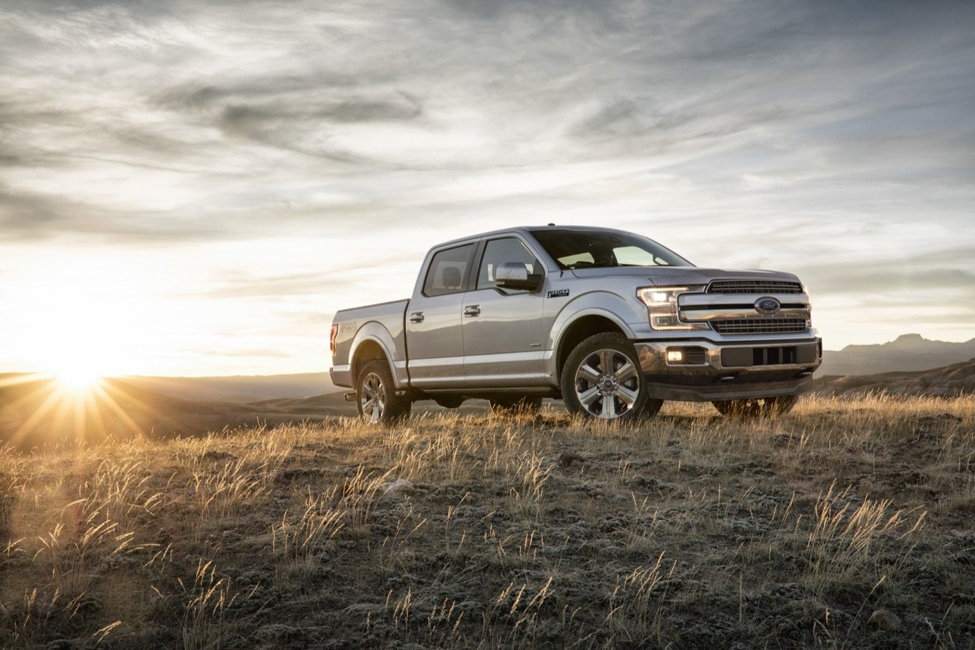 New 2018 Ford F-150 - Image: Ford