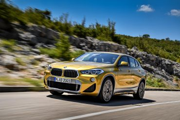 Image: New BMW X2 | BMW Third Quarter Profits Fall