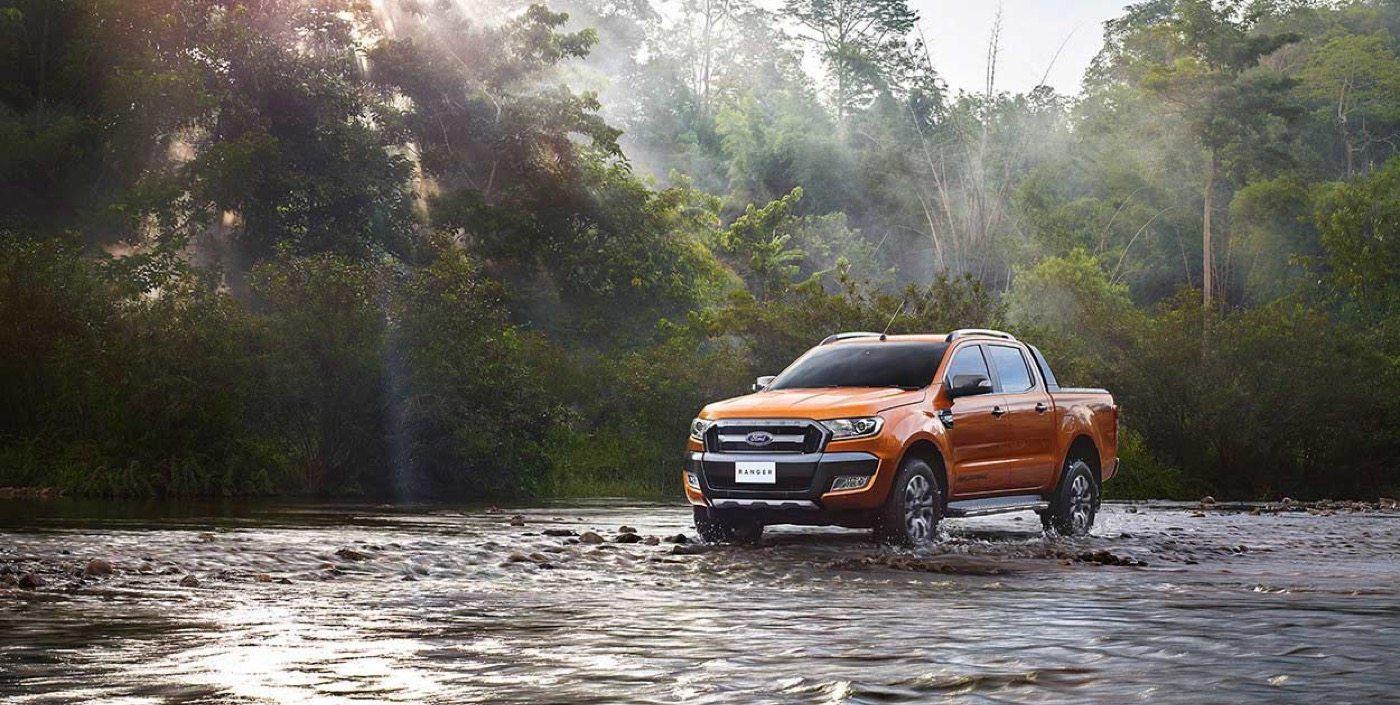 2017 Ford Ranger AUS - Image: Ford