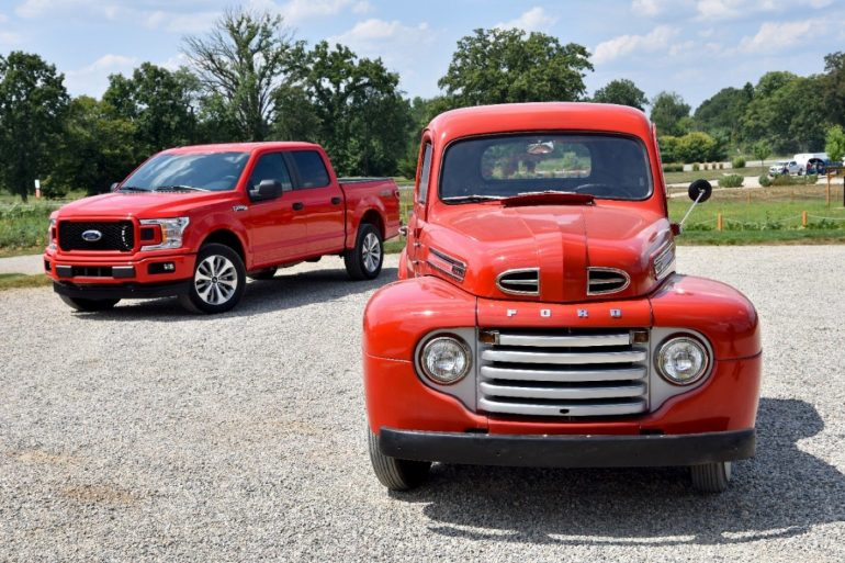 2018 Ford F-150 - Image: Ford