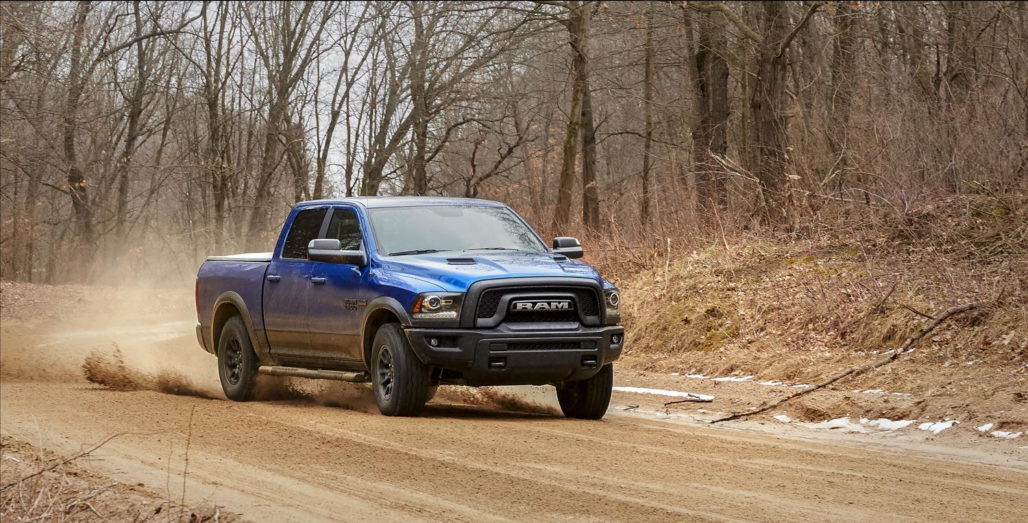 3- RAM Pickup Top-10 Best-selling Vehicles in the USA to date for 2017