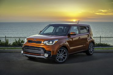 Kia Soul, one of Kia's top selling vehicles in calendar year 2017