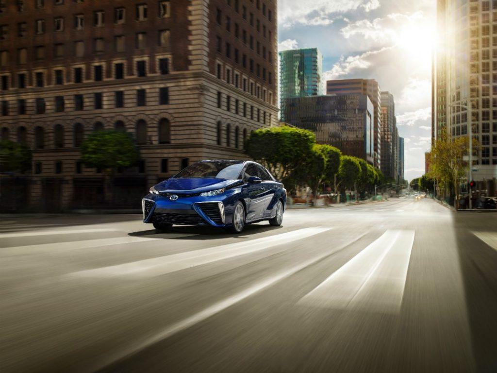 نتيجة بحث الصور عن mirai hydrogen car