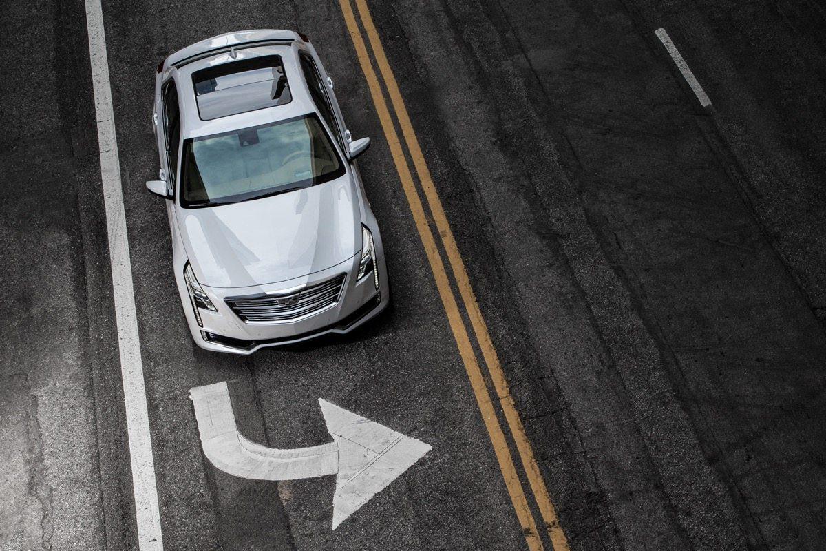 2017 Cadillac CT6 - Image: Cadillac