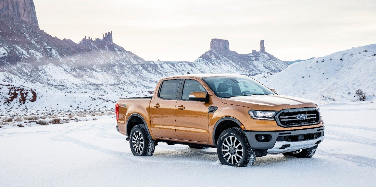 2019 Ford Ranger - Image: Ford