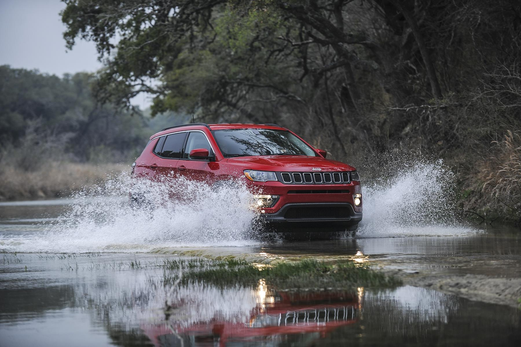 Decline In Jeep Sales At Odds With Marchionne's Targets | The Compass has helped with Jeep sales in Europe