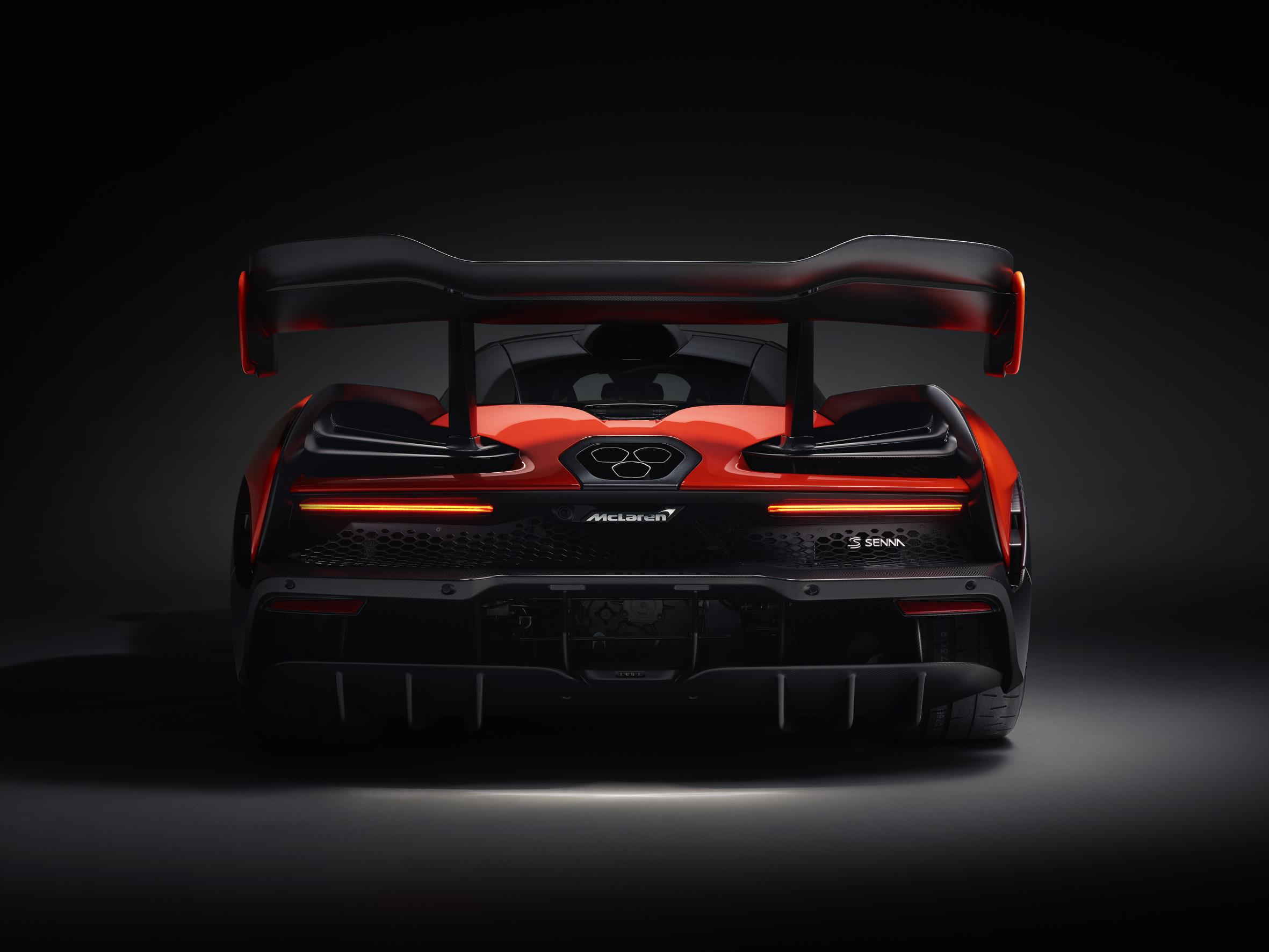The McLaren Senna - the most extreme McLaren ever? McLaren Automotive acheived another year of sales records in 2017.