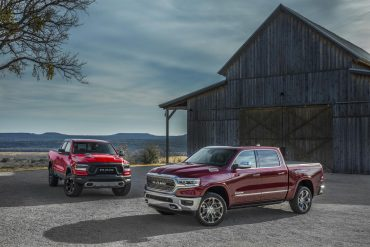 Fiat Chrysler Automobiles has reported record profits in 2017. Pictured: RAM 1500