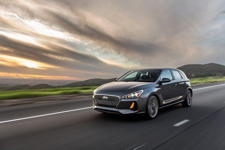 2018 Hyundai Elantra GT - Image: Hyundai